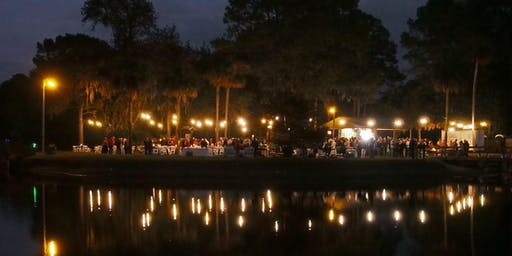 The Sea Pines Forest Preserve Bonfire Event 2019