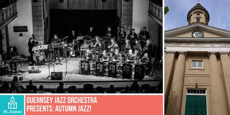 The Guernsey Jazz Orchestra tickets