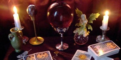 A Psychic Circle with Suzanne Gill tickets