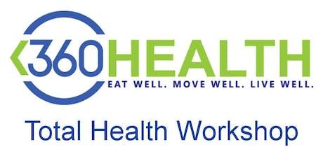 360 Health - Sept 21, 2019 tickets