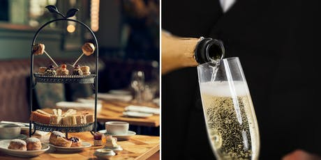Unlimited Champagne Afternoon Tea tickets