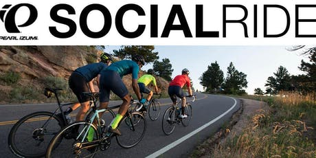 Cyclewear Social ride tickets