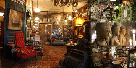 Exclusive Look Inside the House of Collection, NYC's Cabinet of Curiosities tickets