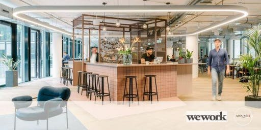 Yoga x WeWork I by Frankfurt English Yoga Meetup