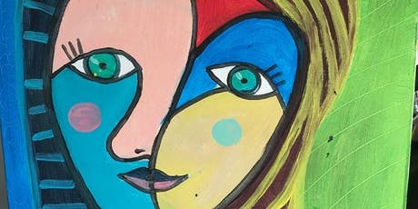 @Bondi: Paint your Mate-Picasso Style tickets