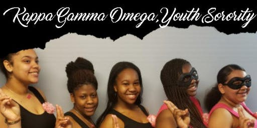 2019 Kappa Gamma Omega Youth Sorority Meet and Greet