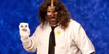 Mick Foley Meet & Greet tickets