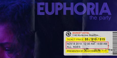 Euphoria: The Party tickets