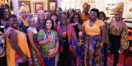 Dashiki & Daiquiris Networking Event in Norfolk & The Impulse Band/Open Mic tickets