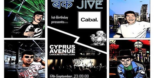 JIVE presents:  Cabal.