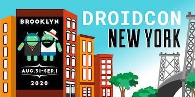 droidcon NYC 2020
