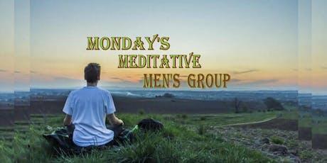 Men's Monday Meditation tickets