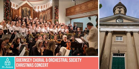 Guernsey Choral & Orchestral Society tickets