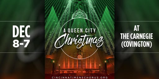 Holiday Concert: Queen City Christmas
