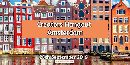 Simple Ingredients to make great online content| Creators Hangout Amsterdam