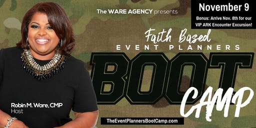 The Event Planners Boot Camp