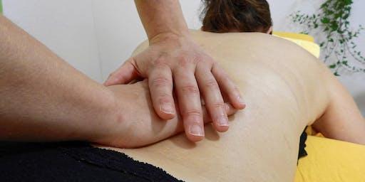 Breuss - Massage - Fortbildung f. Massage- Profis