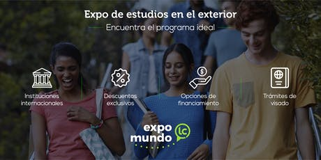 EXPO MUNDO LC boletos