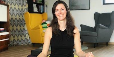 Zachte Yin Yoga met Petra Neyt