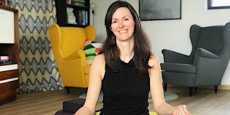 Zachte Yin Yoga met Petra Neyt tickets