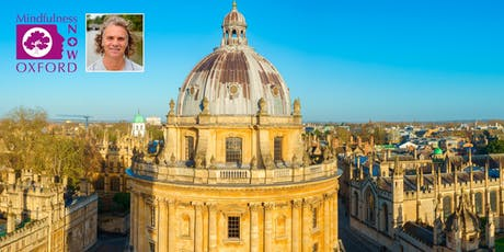 Mindfulness Meditation Teacher Training - Oxford - August 2020 MMO2008/1 tickets