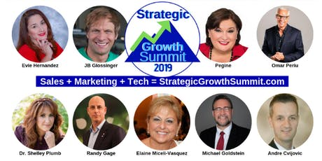Bizniversity® Strategic Growth Summit SGS2019.com tickets