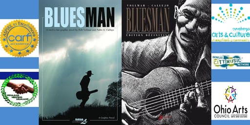 Bluesman: Never Get Out Of These Blues Alive