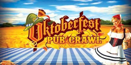OKTOBERFEST PUB CRAWL tickets