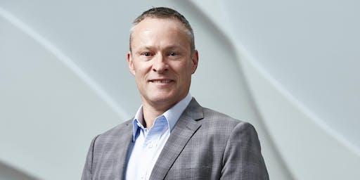 Exploring new models of care for cancer survivors - Prof Michael Jefford