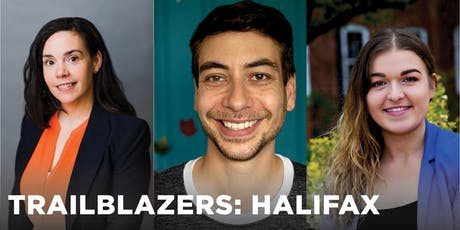 Trailblazers 2019: Halifax tickets