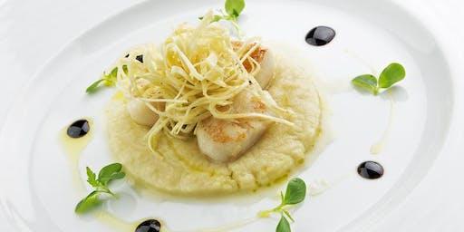 3 Gänge Dinner Menü im Split