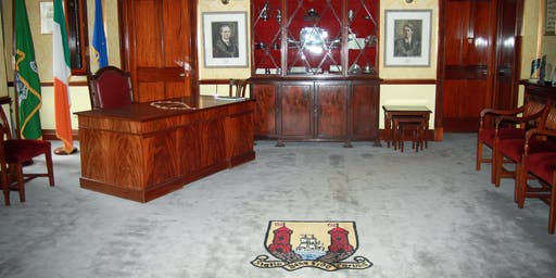 Culture Night - Tour of the The Lord Mayor's Chambers