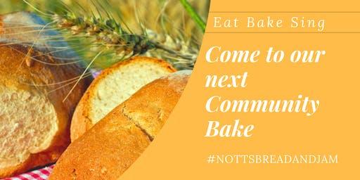 How To Bake Your Own Bread - Community Bake for November