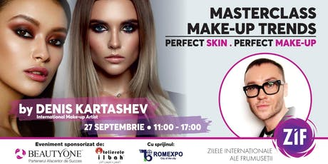 Make-up Trends with Denis Kartashev tickets