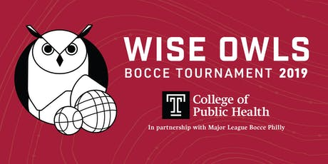 Wise Owls Bocce Tournament tickets