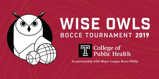 Wise Owls Bocce Tournament