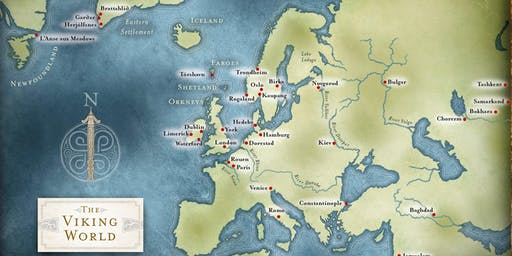 The Viking Age: dynasties, digs and discoveries