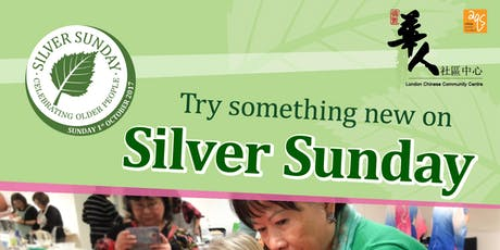 Silver Sunday - The London CCC tickets