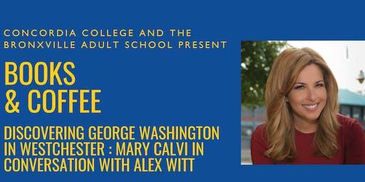 Books & Coffee featuring Mary Calvi and Alex Witt