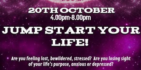 Jump Start Your Life tickets