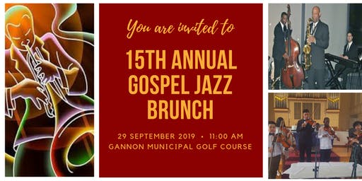 15 th Annual Gospel Jazz Brunch