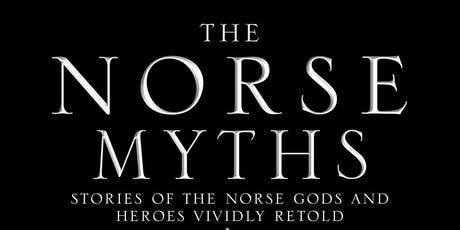 Stories For Our Times? Retelling The Norse Myths tickets