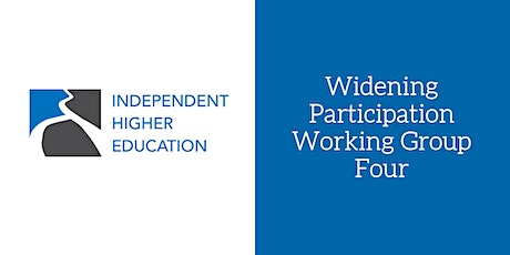 Widening Participation Working Group tickets