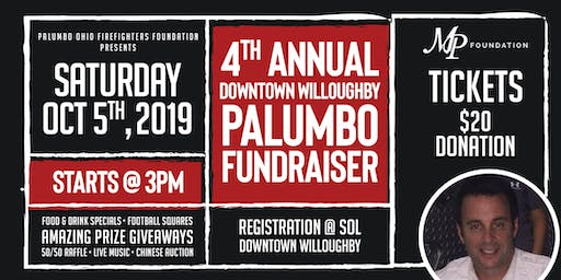 4th Annual Downtown Willoughby Palumbo Fundraiser