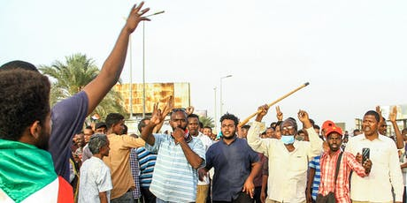 Mobilisation and Resistance in Sudan's Uprising with Magdi el-Gizouli tickets