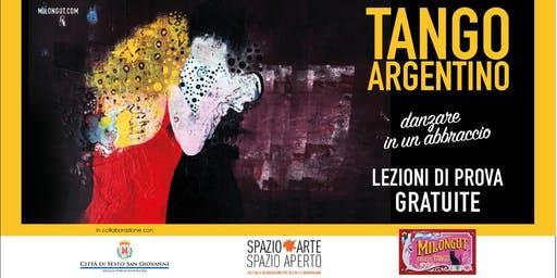 Lezioni di prova gratuita TANGO ARGENTINO