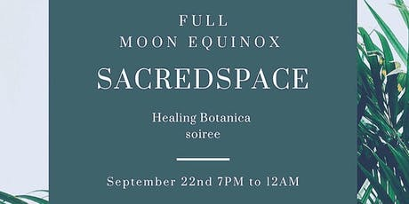 SacredSpace Soiree tickets