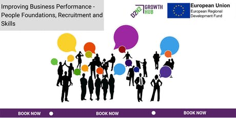 Improving Business Performance - People Foundations, Recruitment and Skills tickets