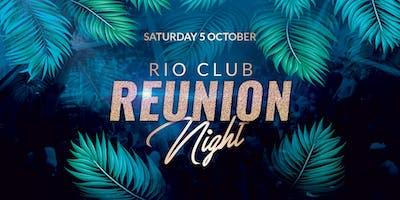 Rio Club Reunion