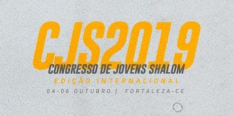 PACOTES CJS - MISSÃO NATAL ingressos